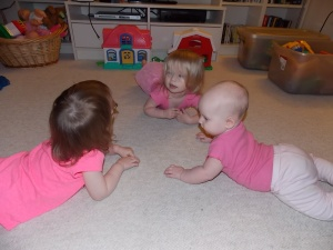 The three Babies